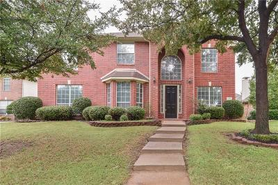 Keller Single Family Home For Sale: 1305 Limestone Creek Drive