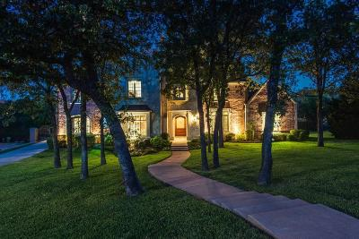 Southlake Single Family Home For Sale: 541 Round Hollow Lane