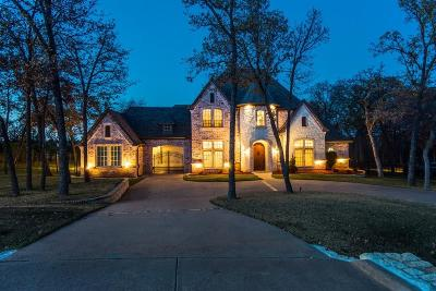 Southlake Single Family Home For Sale: 612 Silver Spur Drive
