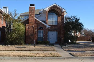 Coppell Single Family Home For Sale: 508 Lake Forest Drive