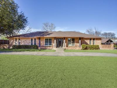 Single Family Home For Sale: 4815 Willow Lane