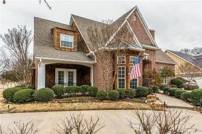 Sherman Single Family Home For Sale: 2511 Hidden Valley Trail