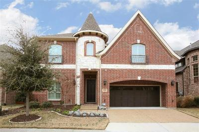 Richardson Single Family Home For Sale: 3909 Clear Creek Court