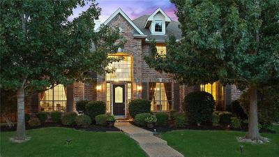 Plano Single Family Home For Sale: 4632 Chapel Creek Drive