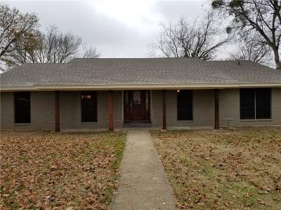 Terrell Single Family Home For Sale: 1105 Griffith Avenue