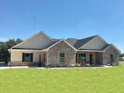 Brock Single Family Home Active Contingent: 132 Lazy Creek Crossing