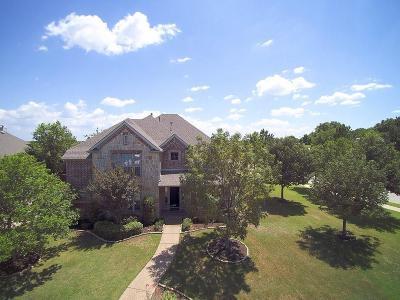Keller Single Family Home For Sale: 300 Foxcroft Lane