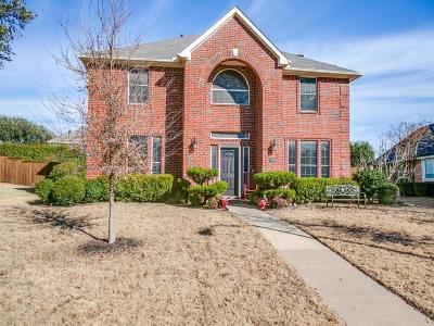 Plano Single Family Home Active Option Contract: 4209 Atherton Drive