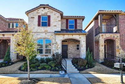 Irving Single Family Home Active Contingent: 6643 Deleon Street