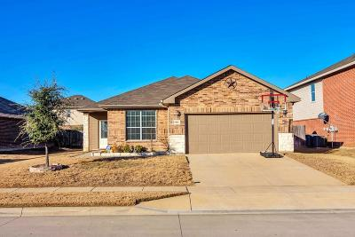 Fort Worth TX Single Family Home Active Option Contract: $210,000