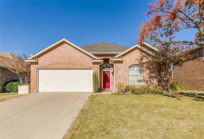 Flower Mound Single Family Home Active Option Contract: 2608 Timberhill Drive