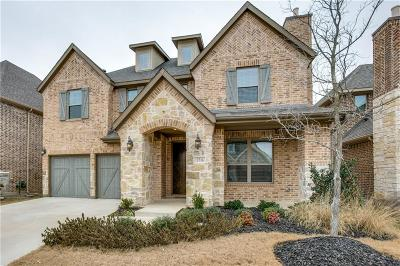 The Colony Single Family Home For Sale: 3716 Winchester
