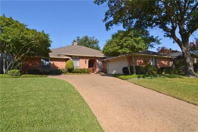 Garland Single Family Home Active Option Contract: 6737 Lake Shore Drive