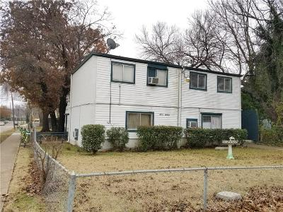 Dallas County Multi Family Home For Sale: 4734 Worth Street