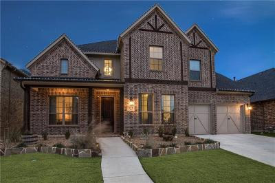 Argyle Single Family Home For Sale: 128 Birdcall Lane