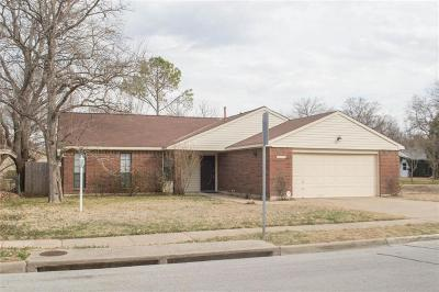 Irving Single Family Home For Sale: 1510 Pickwick Lane