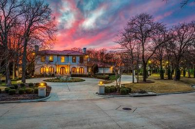 Southlake Single Family Home For Sale: 1240 Stanhope Court