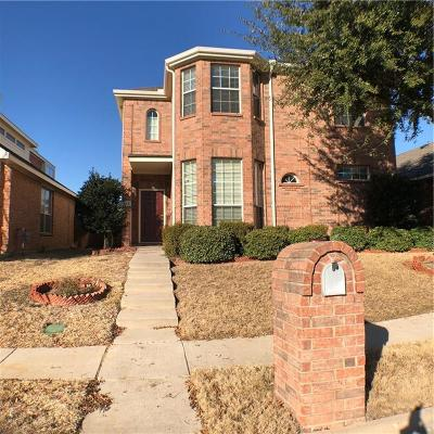 Flower Mound Single Family Home Active Contingent: 612 Andover Lane
