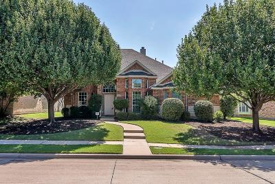 Frisco Single Family Home Active Option Contract: 12192 Limestone Drive