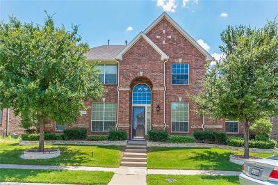 Frisco Single Family Home For Sale: 3631 Chesapeake Drive