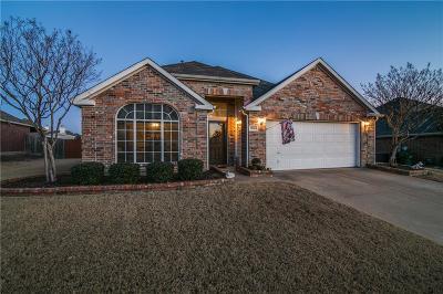 Garland Single Family Home Active Option Contract: 5906 Sweetleaf Lane