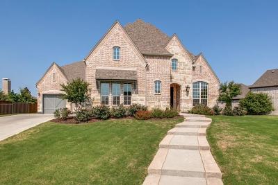 Prosper Single Family Home For Sale: 4021 Arches Lane