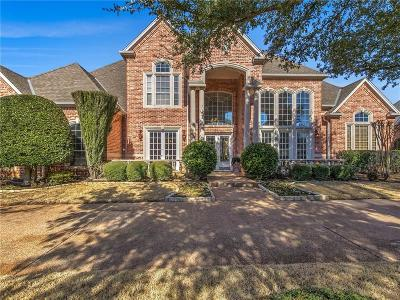 Southlake, Westlake, Trophy Club Single Family Home For Sale: 130 Creekway Bend