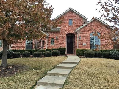 Frisco Single Family Home For Sale: 2868 Barnhill Lane
