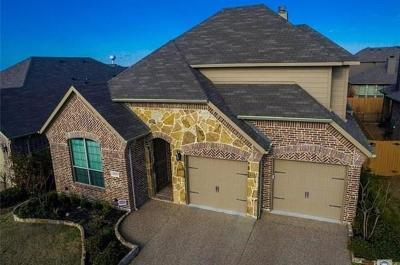 Prosper Single Family Home For Sale: 1633 Tahoe Trail