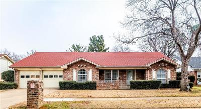 Arlington Single Family Home For Sale: 3207 Vernon Drive