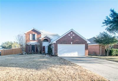 Lewisville Single Family Home For Sale: 913 Silverstone Drive