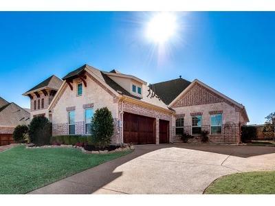 Prosper Single Family Home For Sale: 1240 Packsaddle Trail