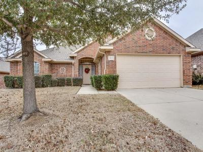 Fort Worth TX Single Family Home Active Option Contract: $230,000