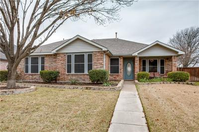 The Colony Single Family Home For Sale: 7021 Blalock Drive