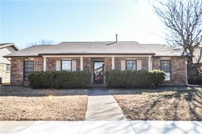 The Colony Single Family Home For Sale: 5036 Stanley Drive