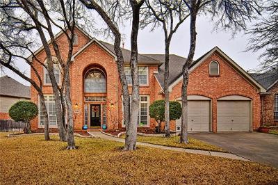 Arlington Single Family Home Active Option Contract: 2021 Broadleaf Drive