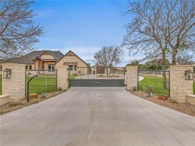 Weatherford Single Family Home For Sale: 255 S Ridgeoak Court