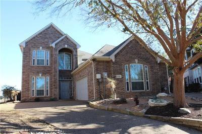 Plano Single Family Home Active Option Contract: 2508 Prestonwood Drive