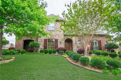 McKinney Single Family Home Active Option Contract: 1509 Pine Hollow Drive