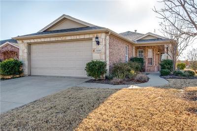 Frisco Single Family Home For Sale: 7539 Riverwood Lane