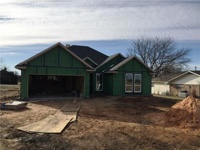 Howe Single Family Home Active Option Contract: 1018 Fm 902