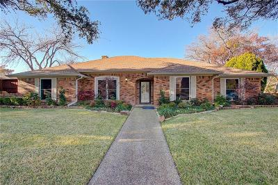 Single Family Home For Sale: 16907 Park Hill Drive