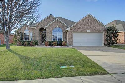 Arlington Single Family Home Active Option Contract: 7910 Raton Ridge Lane