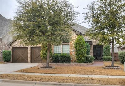 McKinney Single Family Home For Sale: 7704 Rockledge Drive