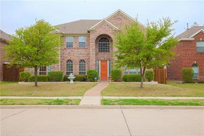 Frisco Single Family Home For Sale: 8243 Brightside