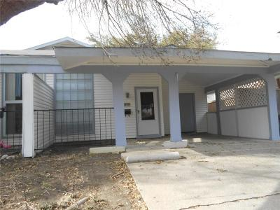 Garland Townhouse Active Option Contract: 713 Intrepid Drive