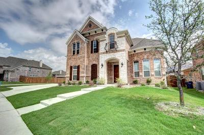 Frisco Single Family Home Active Option Contract: 13312 Bigelow Lane