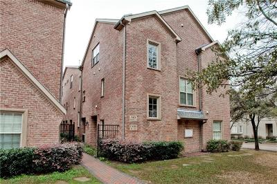Highland Park, University Park Condo For Sale: 3421 Normandy Avenue #12