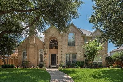 Plano Single Family Home For Sale: 4552 Tuscany Drive