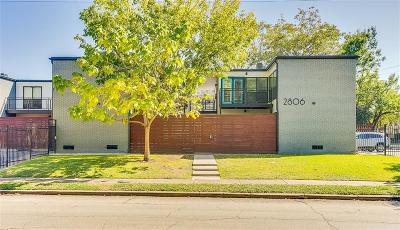 Dallas Multi Family Home For Sale: 2806 Reagan Street